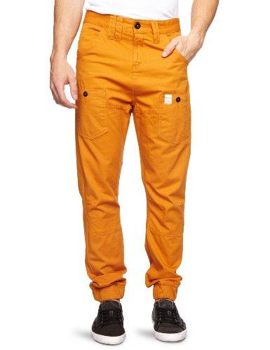 Bellfield MTRS-11174RU Slim Men's Trousers Rust W30 INxL32 IN