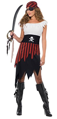 Smiffy's Women's Pirate Wench Costume