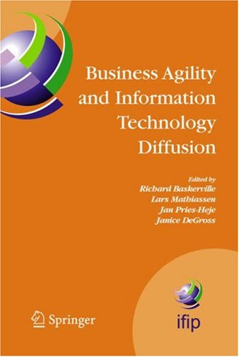 Business Agility and Information Technology Diffusion:
