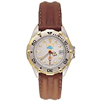 "Tennessee Volunteers (Lady Vols) Ladies NCAA ""All-Star"" Watch (Leather Band)"