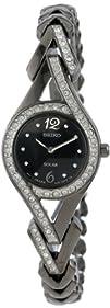 Seiko Womens SUP177 Jewelry-Solar Classic Watch