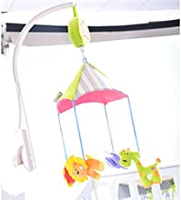 3-12 Months Infant Crib Musical Mobile Soother Toy