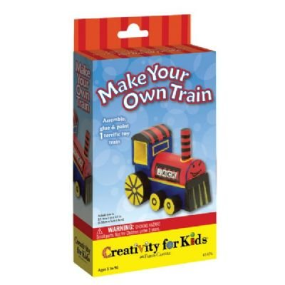 Faber-Castell FC1476 Make Your Own Train Mini Kit