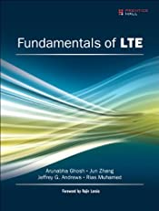 Fundamentals of LTE (Prentice Hall Communications Engineering and Emerging Technologies Series)