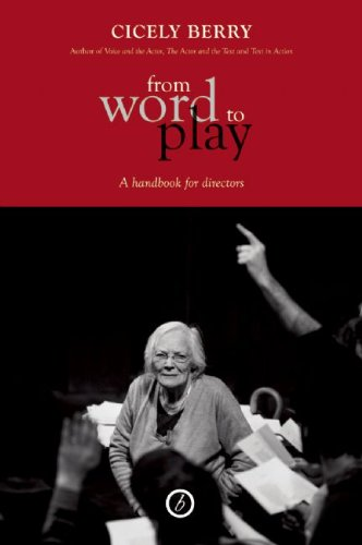 From Word to Play: A Textual Handbook for Directors and Actors