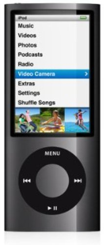 Apple iPod nano 第5世代 16GB ブラック MC062J/A