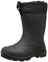 Kamik Snobuster1 Snow Boot (Toddler/Little Kid/Big Kid), Black, 13 M US Little Kid
