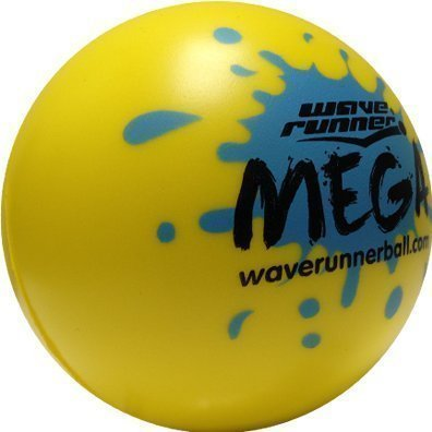 Water Runner Mega Ball, Yellow (Water Walking Ball compare prices)