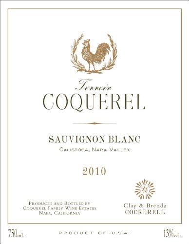 2010 Coquerel Family Wines Terrior Sauvignon Blanc 750 Ml