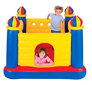 Intex Recreation Jump O Lene Castle Bouncer, Age 3 - 6