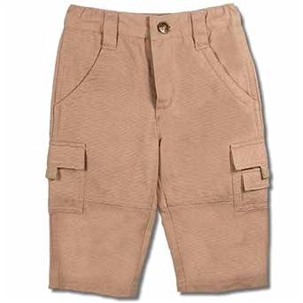 Khaki Classic Cargo Pant, 6-9 Months