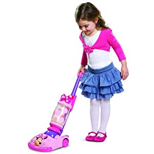 Disney Minnie Bowtique Vacuum Cleaner