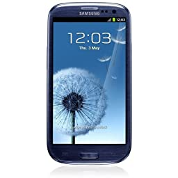 Samsung Galaxy S3 i9300 Unlocked Cellphone, International Version, 16GB, Blue