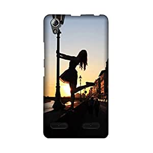 Lenovo A6000 Back Cover - StyleO Designer Printed Mobile Back cover for Lenovo A6000 (Tempered Glass Free)