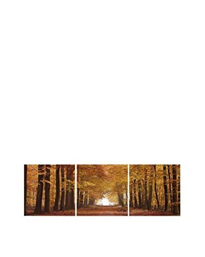 SuperStudio Lienzo Red Trees