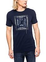 Cerruti Camiseta Manga Corta CMM8023450 C0843 (Azul Marino)