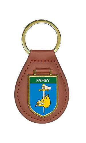 fahey-family-crest-coat-of-arms-lot-of-4-total-key-chains