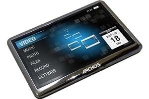 """Archos A43VB Lecteur mp3 / mp4 Ecran Tactile 4,3"""" 8 Go"""