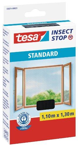 Tesa Fly Screen Standard Window Velcro, 55671-00021-02