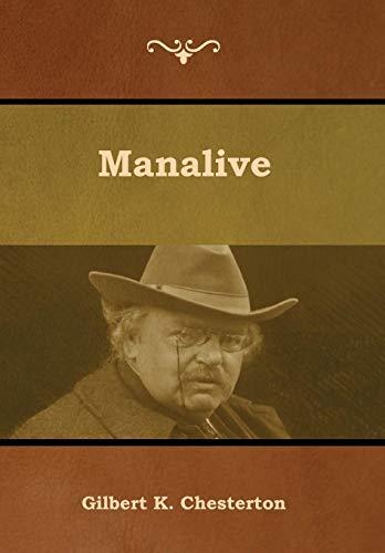 Manalive [Chesterton, Gilbert K.] (Tapa Dura)