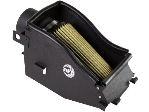 aFe Power Magnum FORCE 75-10061-1 Ford Diesel Truck 99.5-03 V8-7.3L (td) Performance Intake System (Oiled, 7-Layer Filter)