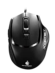 CM Storm Xornet - Gaming Mouse with 2000 DPI Optical Sensor and Omron Micro Switches (Bulk Package)