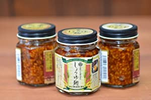 マルコ醸造 長熟2年醤油と生麹で作った無添加 「しょうゆ麹」 (120g瓶入)3個セット