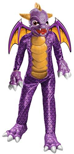 Skylanders Spyro's Adventure, Deluxe Spyro Costume, Small