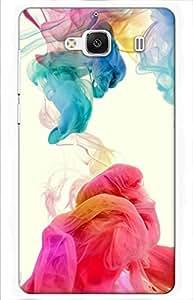 graphic Designer Printed Back Case Cover for Mi Redmi 2 Prime
