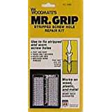 Woodmate 2498 Mr. Grip Screw Hole Repair Kit [Misc.] [Misc.]
