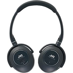 JVC HANC250 High-Grade Noise-Cancelling Headphones