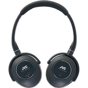 JVC HANC250 High-Grade Noise-Cancelling Headphones