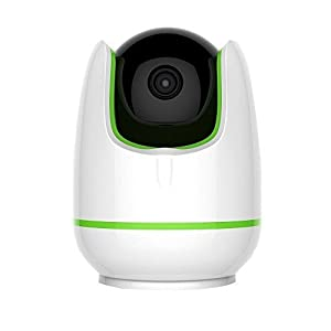 PowerLead Pcam PC24 720P Smart Wifi IP Camera Surveillance System With Own Web App Home Security Baby Monitor