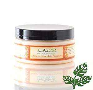 Moisturizer Hair Pomade by Just Natural Products
