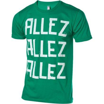 Buy Low Price Twin Six Allez T-Shirt – Short-Sleeve – Men's (B007KJ1HDS)