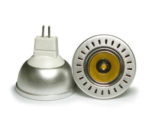 12Vmonster ® Led 1W Mr16 Gu5.3 Accent Lamp Bulb Spot Lamp Ac Dc 12 Volt Mr16 Halogen Replacement 1X 1Watt Cluster