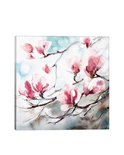 iCanvas Art Magnolia Spring by CanotStop Canvas Print