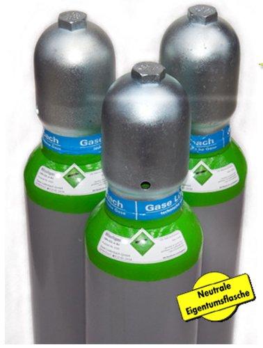 Fabrikneue Druckluftflasche 10 Liter 200 bar Pressluftflasche fabrikneu.... !!