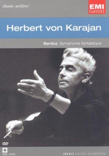 Berlioz - Symphonie Fantastique (Von Karajan) [DVD] [2002]