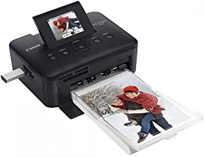 Canon SELPHY CP800 Black Compact Photo Printer (4350B001)