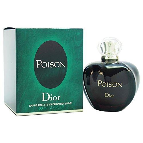 Christian Dior Women's Poison Eau de Toilette Spray, 3.4 fl. oz.