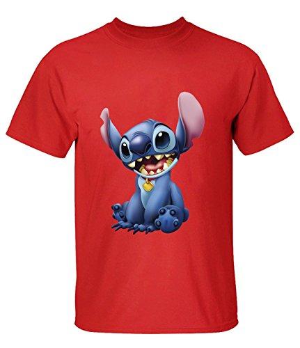 ljcnr-t-shirt-uomo-red-s
