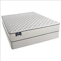 Hot Sale Simmons BeautySleep High Quality Innerspring Mattress Set - Queen / Firm / Standard Height