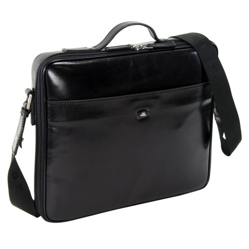 The Bridge, Borsa a tracolla donna Nero Black - nero-nero