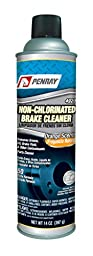 Penray 4920 Non-Chlorinated Brake Cleaner 10-Percent VOC - 14-Ounce Aerosol Can
