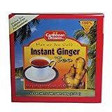 Caribbean Dreams Instant Ginger Tea 10 Sachets