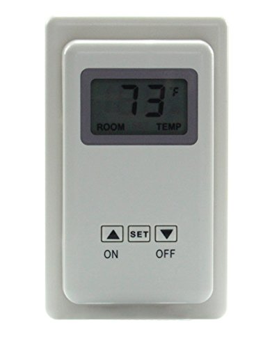 For Sale! Skytech TS-3 Wired Wall Mounted Thermostat Fireplace Control