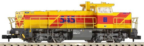 Piko N 40400 N Diesellok G 1206 Eisenbahn und Häfen Eisenbahn und Häfen