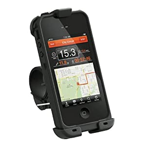 LifeProof Bike Mount for iPhone 4/4S - Retail Packaging - Black