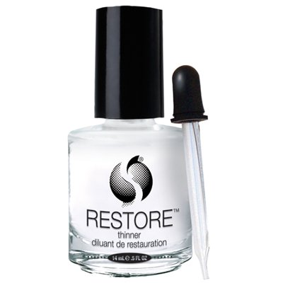 Cheapest Seche Restore Nail Polish, 0.5 Fluid Ounce from Seche - Free Shipping Available